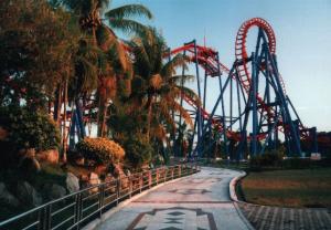 Jerudong2004-Roller_coaster